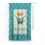 Baby Shower Curtain (Personalized)