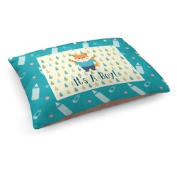 Baby Shower Dog Bed (Personalized)