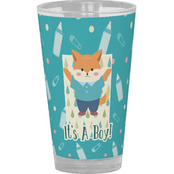 Baby Shower Drinking / Pint Glass (Personalized)