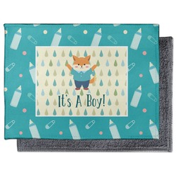 Baby Shower Microfiber Screen Cleaner (Personalized)