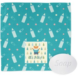 Baby Shower Washcloth (Personalized)