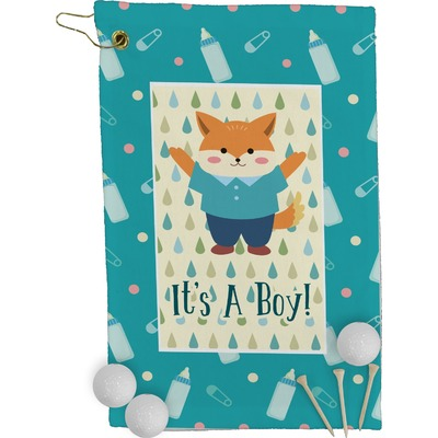 Baby Shower Golf Towel - Full Print (Personalized)