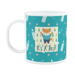 Baby Shower Plastic Kids Mug (Personalized)