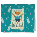 Baby Shower Kitchen Towel - Full Print (Personalized)