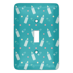 Baby Shower Light Switch Covers - Multiple Toggle Options Available (Personalized)