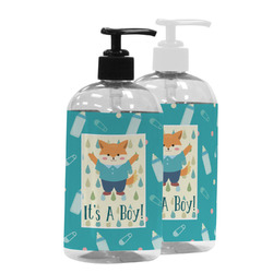 Baby Shower Plastic Soap / Lotion Dispenser (Personalized)