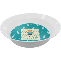 Baby Shower Melamine Bowl (Personalized)