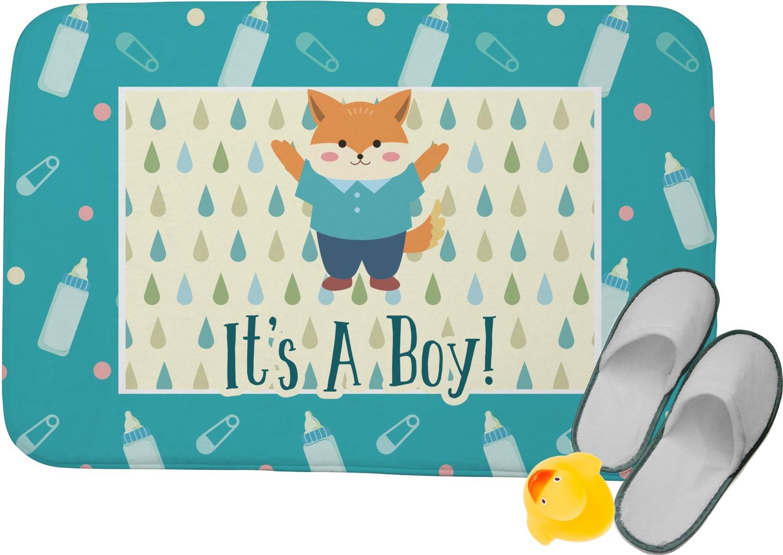 baby shower mat