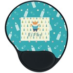 Baby Shower Mouse Pad with Wrist Support