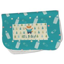 Baby Shower Burp Cloth - Fleece