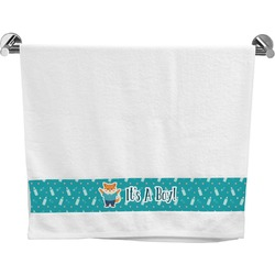 Baby Shower Bath Towel (Personalized)