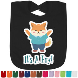 Baby Shower Bib - Select Color (Personalized)