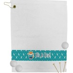 Baby Shower Golf Towel (Personalized)