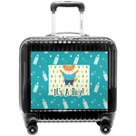 Baby Shower Pilot / Flight Suitcase (Personalized)