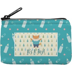 Baby Shower Rectangular Coin Purse (Personalized)
