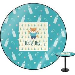 "Baby Shower Round Table - 30"" (Personalized)"