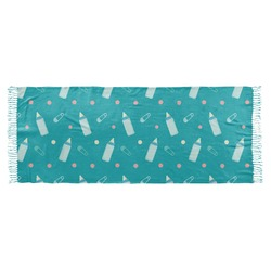 Baby Shower Faux Pashmina Scarf (Personalized)