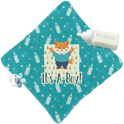 Baby Shower Security Blanket (Personalized)