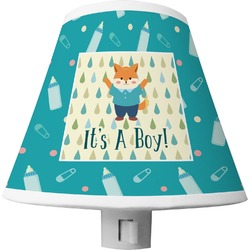 Baby Shower Shade Night Light (Personalized)