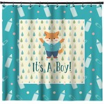Baby Shower Shower Curtain (Personalized)