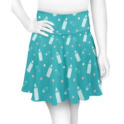 Baby Shower Skater Skirt (Personalized)