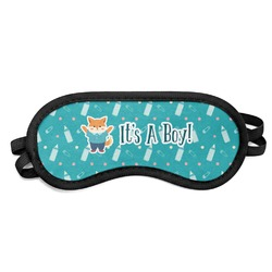 Baby Shower Sleeping Eye Mask (Personalized)