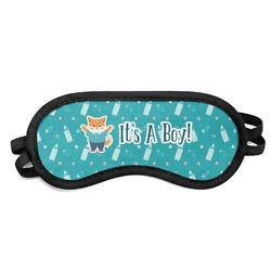 Baby Shower Sleeping Eye Mask (Personalized)