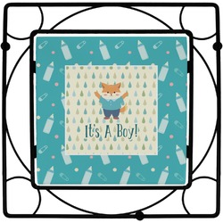 Baby Shower Square Trivet (Personalized)