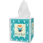 Baby Shower Tissue Box Cover (Personalized)