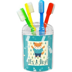 Baby Shower Toothbrush Holder (Personalized)