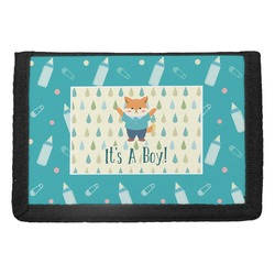Baby Shower Trifold Wallet (Personalized)