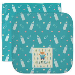 Baby Shower Facecloth / Wash Cloth (Personalized)