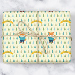 Baby Shower Wrapping Paper (Personalized)