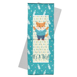 Baby Shower Yoga Mat Towel (Personalized)