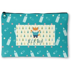 Baby Shower Zipper Pouch (Personalized)