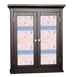 Sewing Time Cabinet Decal - Large (Personalized)
