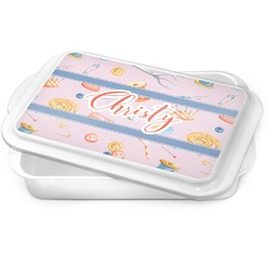 Sewing Time Cake Pan (Personalized)