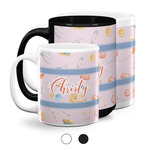 Sewing Time Coffee Mugs (Personalized)