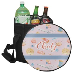 Sewing Time Collapsible Cooler & Seat (Personalized)