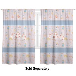 """Sewing Time Curtains - 40""""x54"""" Panels - Unlined (2 Panels Per Set) (Personalized)"""