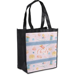 Sewing Time Grocery Bag (Personalized)