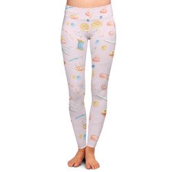Sewing Time Ladies Leggings (Personalized)