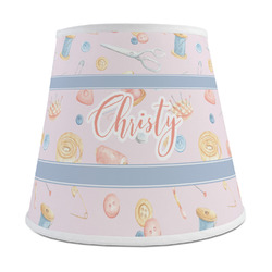Sewing Time Empire Lamp Shade (Personalized)