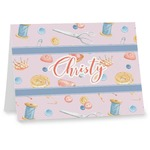 Sewing Time Note cards (Personalized)