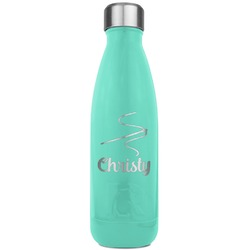 Sewing Time RTIC Bottle - Teal (Personalized)