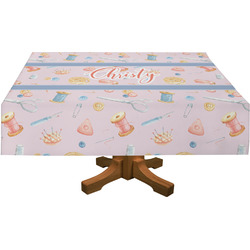 Sewing Time Tablecloth (Personalized)