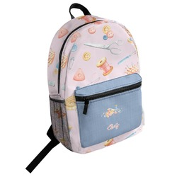Sewing Time Student Backpack (Personalized)