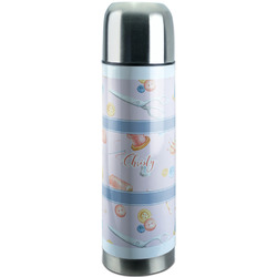 Sewing Time Stainless Steel Thermos (Personalized)