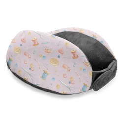 Sewing Time Travel Neck Pillow (Personalized)