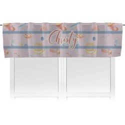 Sewing Time Valance (Personalized)